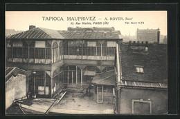 CPA Paris, Tapioca Mauprivez, A. Royer, 33, Rue Mathis - Ohne Zuordnung