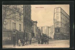CPA Paris, Rue Rondenneaux - Ohne Zuordnung