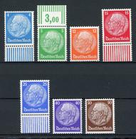 Deutsches Reich MiNr. 467-73 Postfrisch MNH 472+473 Geprüft (V655 - Ungebraucht