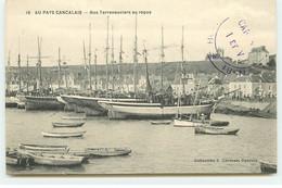 CANCALE - Au Pays Cancalais - Nos Terreneuviers Au Repos - Cancale