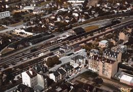 CORMEILLES-en-PARISIS - Le Quartier De La Gare - Vue Aérienne - Voie Ferrée - Cormeilles En Parisis