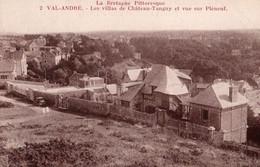 22 VAL - ANDRE     - 2 -  Les Villas De Château- Tanguy Et Vue Sur Pléneuf - Sonstige Gemeinden