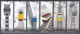Md_ Portugal 2010 - Mi.Nr. 3515 - 3520 + Bl. 299 - Postfrisch MNH - Unused Stamps