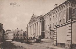 N° 9367 R -cpa Dorpat -Universität- - Estonia
