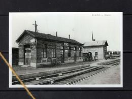 PHOTO HECHTEL EXEL EKSEL LIMBURG LIMBOURG TRAM STATIE CAFE REPRO - Hechtel-Eksel