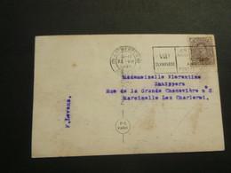 Stempel ( 478 )  Afstempeling Op Fantasiekaart   -  VII Olympiade  Antwerpen - Andere