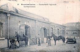 Bruxelles-Ixelles -Gendarmerie Nationale - La Maréchalerie - Ixelles - Elsene