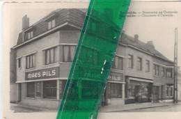 Oude Postkaart Raversijde/Oostende Café Des Sports/genanimeerd - Oostende