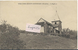 VILLARS St GEORGES L'Eglise - Andere Gemeenten