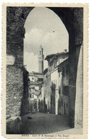 SIENA - Arco Di S. Giuseppe E Via Duprè - Formato Piccolo - Siena