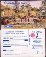 NC23 FONWHARY 140u TELECARTE PUCE GEM1A 1994/10 Sans Numéro NOUVELLE CALEDONIE - Neukaledonien