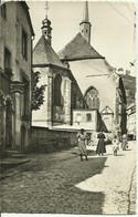 Vianden -- L' Eglise.     ( 2 Scans) - Vianden