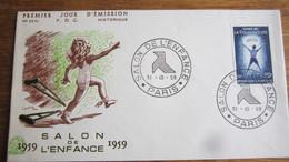 1831               SALON DE L ENFANCE    PARIS - Sin Clasificación
