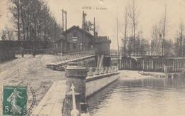 51? - Athis - Beau Cliché Animé De La Gare - Rivière-Lavoir - Unclassified