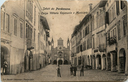 Saluti Da Pordenone - Corse Vittorio Emanuele - Pordenone