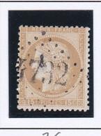 GC 4732 FANJEAUX  Dept 10 S / N° 55 - 1849-1876: Periodo Classico