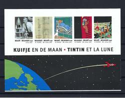 N°BL109ND Tintin (genummerd 703) MNH ** POSTFRIS ZONDER SCHARNIER COB € 350,00 SUPERBE - Non Dentelés