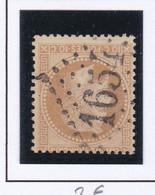 GC 1654 GINESTAS Dept 10 S / N° 28 - 1849-1876: Periodo Classico