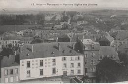 N° 9394 R -cpa Arlon -panorama- Vue Vers L'église Des Jésuites- - Aarlen