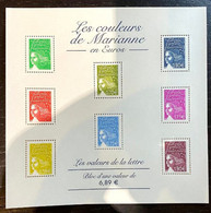 France BF N°67 - Les Couleurs De Marianne - 2004 ** - Mint/Hinged