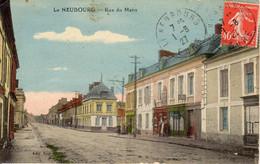 LE NEUBOURG - Rue Du Mans - Le Neubourg