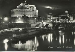 Italie - Castel ( Château ) S. Angelo - ** Belle Carte-photo De 1962 ** Edition Belvedere -Rome  (joli Timbre) L.15 - Castel Sant'Angelo