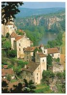 46 Saint Cirq Lapopie - Premier Village De France - Saint-Cirq-Lapopie