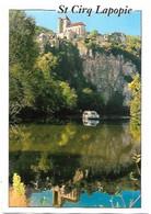 46 Saint Cirq Lapopie - Une Falaise - Saint-Cirq-Lapopie