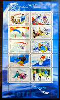 France BF N°76 - Les Sports De Glisse - 2004 ** - Mint/Hinged
