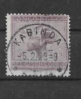 121 Kabinda - 1923-44: Usados
