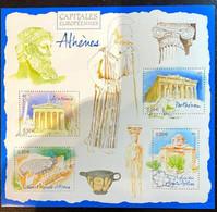 France BF N°78 - Capitales Européennes - Athènes - 2004 ** - Mint/Hinged
