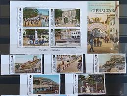 Gibraltar MNH 2012 - Old Views Of Gibraltar II - Gibilterra
