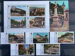 Gibraltar MNH 2013 - Old Views Of Gibraltar III - Gibilterra