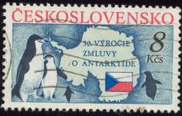 1991 The 30th Anniversary Of Antarctic Treaty - Sin Clasificación