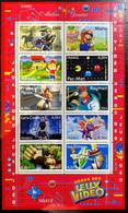 France BF N°91 - Héros Des Jeux Vidéo - 2005 ** - Ongebruikt