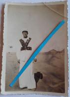1930 1940 Légion étrangère Compagnie Saharienne Méhariste Nomade Ww2 39-40 1939-1940  Photo - Guerra, Militari
