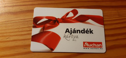 Auchan Gift Card Hungary - Gift Cards