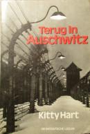 Terug In Auswitz - Door Kitty Hart - 1981 - Concentratiekampen - Holocaust - Nazi's - Guerre 1939-45
