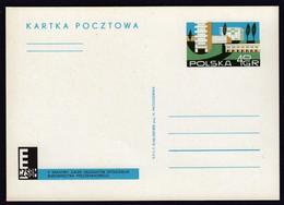 Poland 1966 / CZSBM, 5th National Congress Of Delegates Of Housing Cooperatives / Postal Stationery - Enteros Postales