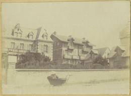 Châlet à Cabourg (Calvados). Villa. Normandie. 1897. - Anciennes (Av. 1900)