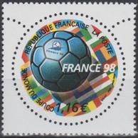 Coupe Du Monde De Football France 1998 Issu Du Carnet 50 Ans Graves Dans L'histoire - Nuovi