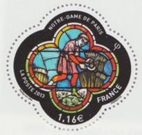 850e Anniversaire De Notre Dame De Paris Issu Du Carnet 50 Ans Graves Dans L'histoire (timbres Spéciaux) - Nuovi