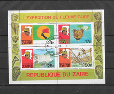 Blok Met  Kinshasa 31 - 1971-79: Gebraucht