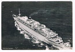 SCH-1121  M.s. ORANJE ( Stoomvaart Maatschappij Nederland ) - Steamers