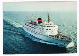SCH-1122   MV PRINSESSE MARGRETHE ( DFDS SEAWAYS ) - Ferries