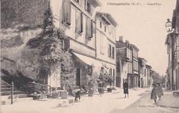 Cintegabelle (Haute-Garonne) Vers 1930-la Grand-rue - Zonder Classificatie