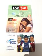 3 Tonga Prepaid - Tonga