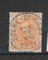 135  Solre - St Gery  1921 - 1915-1920 Albert I.
