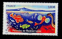 FRANCE 2016 - N° 5077 - Euromed Postal - Used Stamps