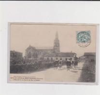 33  St LOUIS -de - MONTFERRAND *** L'Eglise Et La Route Du Bec D'Ambès **** - Pessac
